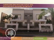 A Cute 2bedroom Semi-detached Duplex With Bq Land For Sale | Land & Plots For Sale for sale in Abuja (FCT) State, Karu