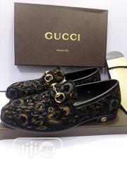 Wow Look at This Beautiful Suede Gucci Shoe Get Yours. | Shoes for sale in Lagos State, Lagos Island