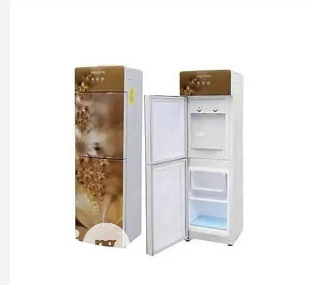 Polystar Water Dispenser With Fridge And Freezer - PV-R6JX-5