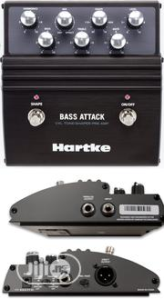 Hartke VXL Bass Attack Pedal And DI | Musical Instruments & Gear for sale in Lagos State, Ikeja