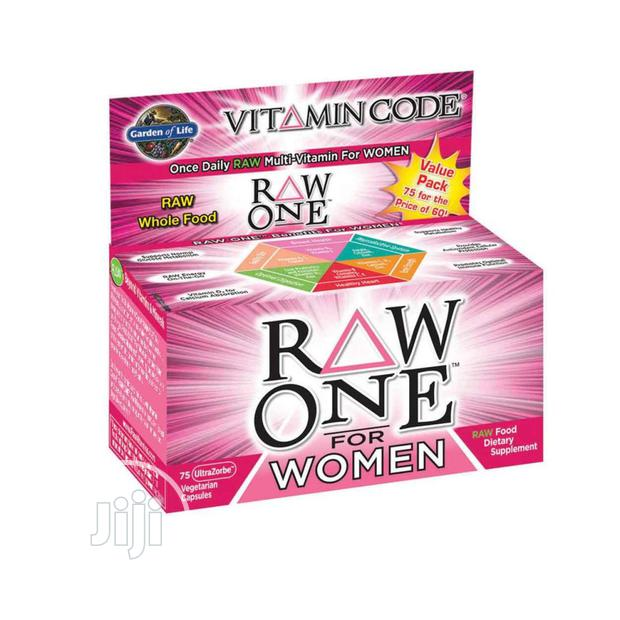 Once Daily Multivitamin W/Probiotics & Breast Support For Women, 75cnt