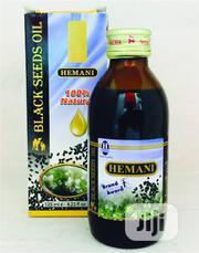 Original Hemani Black Seed Oil ( Remedy for All Diseases Except Death) | Vitamins & Supplements for sale in Lagos State, Surulere