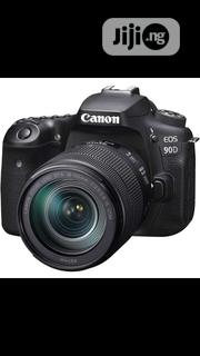 Canon EOS 90D 18-135mm Lens | Photo & Video Cameras for sale in Lagos State, Ikeja
