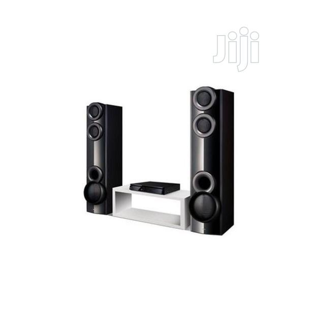 LG 600W Bluetooth DVD LG Home Theatre System LHD667 Security