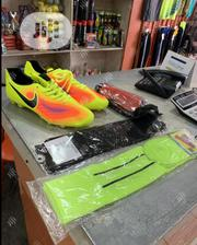 Football Boots, And Hose Shinguard   Plumbing & Water Supply for sale in Lagos State, Lekki Phase 2