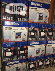 Luminous Tall Tubular Battery 220ah 12v Water Sells Available | Electrical Equipment for sale in Lagos State, Lekki Phase 1
