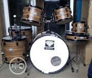 MASTER PIECE Drum Set 7set Professional Drum | Musical Instruments & Gear for sale in Lagos State, Ojo