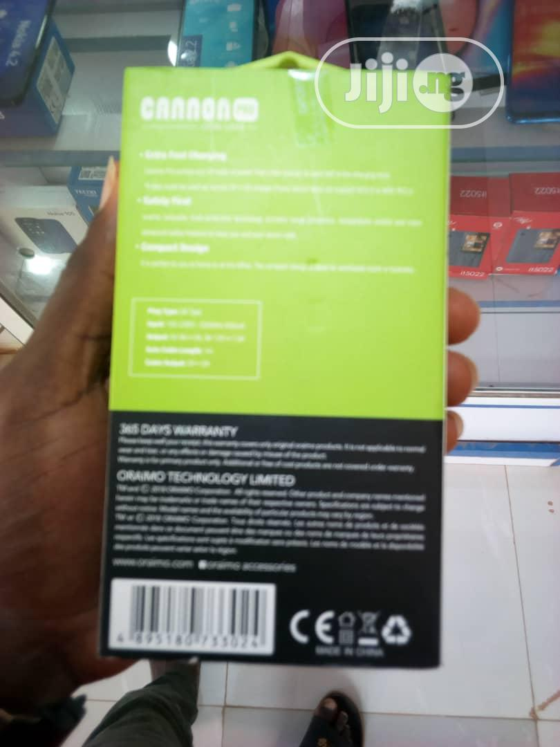 Original Oraimo Charger | Accessories for Mobile Phones & Tablets for sale in Ikeja, Lagos State, Nigeria