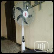 Rechargeable 18inches Ox Standing Fan | Home Appliances for sale in Lagos State, Agege