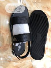 Emporio Armani Sandals(Free Armani Wallet)   Shoes for sale in Lagos State, Lagos Island