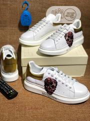 Alexander Mcqueen M-Q Clear Sole | Shoes for sale in Lagos State, Lagos Island