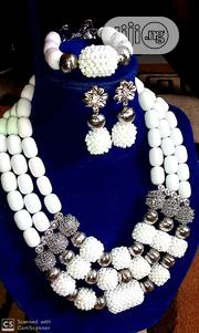 JUDICE Beaded Necklace | Jewelry for sale in Lagos State, Ojodu