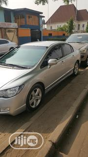 Honda Civic 2008 1.8i-VTEC EXi Automatic Silver | Cars for sale in Lagos State, Amuwo-Odofin