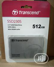 "Transcend 512GB MLC SATA III 6gb/S 2.5"" Solid State Drive 