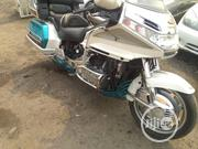 Honda Gold Wing 2005 White | Motorcycles & Scooters for sale in Lagos State, Amuwo-Odofin