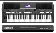 Yamaha Keyboard (Psr S670) With Original Adaptor. | Musical Instruments & Gear for sale in Lagos State, Ojo