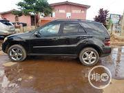 Mercedes-Benz M Class 2008 Black | Cars for sale in Abia State, Osisioma Ngwa