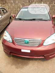 Toyota Corolla S 2006 Red   Cars for sale in Lagos State, Apapa