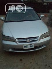 Honda Accord Coupe 2001 Silver | Cars for sale in Rivers State, Obio-Akpor