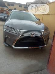Lexus RX 350 AWD 2017 Gray | Cars for sale in Lagos State, Amuwo-Odofin