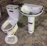 Wc Complete Mini Set With Design | Plumbing & Water Supply for sale in Anambra State, Nnewi