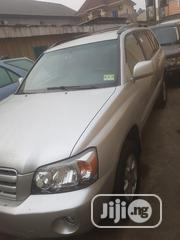 Toyota Highlander 2006 V6 Silver   Cars for sale in Lagos State, Amuwo-Odofin