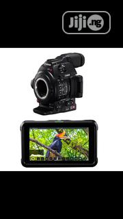 Canon Eos C100 Mark Ii + Atomos (Body Only) | Photo & Video Cameras for sale in Lagos State, Ikeja