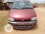 Nissan Serena 2005 Red | Buses & Microbuses for sale in Lagos State, Ikotun/Igando