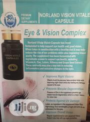 Vision Vital Capsule To Get Rid Of Glycoma | Vitamins & Supplements for sale in Lagos State, Alimosho