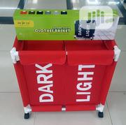 Dark And Light Oxford Cloth Basket   Home Accessories for sale in Lagos State, Lagos Island