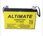 Altimate Solar Battery 100ah | Solar Energy for sale in Lagos State, Ojo