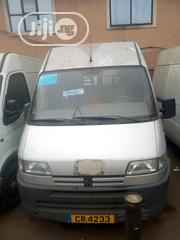 Peugeot Boxer 2003 Silver | Buses & Microbuses for sale in Lagos State, Alimosho