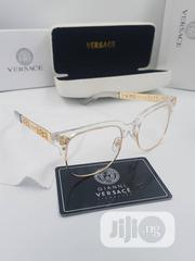 Versace Transparent Sunglasses   Clothing Accessories for sale in Lagos State, Lagos Island