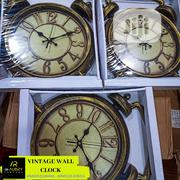 Vintage Wall Clock for Corporate Party Gifts Souvenirs | Home Accessories for sale in Lagos State, Ikeja