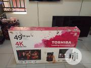 "49 And 50"" LED Smart Toshiba 4K UHD 