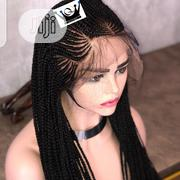 Human Hair Frontal Wig (With Baby Hair -- Mavino Wig) | Hair Beauty for sale in Lagos State, Surulere