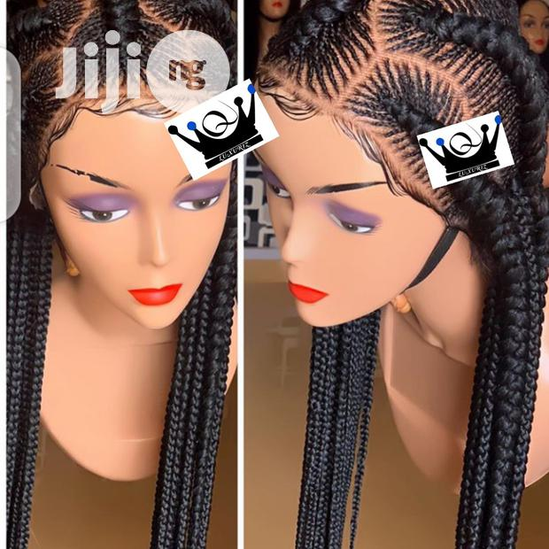 Full Lace Wig Frontal Wig( Pretto Wig)
