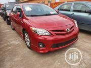 Toyota Corolla 2012 Red | Cars for sale in Lagos State, Alimosho