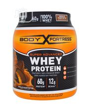 Body Fortress Super Advanced Whey Protein Powder, Chocolate 2LBS | Vitamins & Supplements for sale in Lagos State, Ikeja