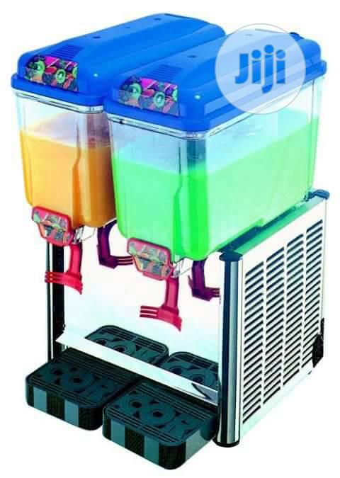 Juice Dispenser 2 Chambers