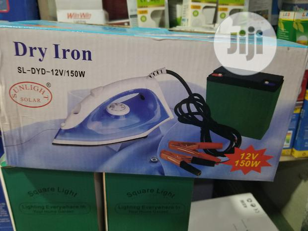 Dc Solar Perssing Iron