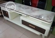 Exquisite Modern Tv Stand With Drawer & Cupboard | Furniture for sale in Lagos State, Ojo