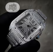 Cartier Ice Stone Wristwatch Available   Watches for sale in Lagos State, Lagos Island