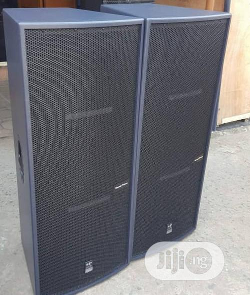 Standard Quality SOUND PRINCE Double Speaker