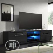 TV Stand With Lights | Furniture for sale in Lagos State, Ipaja