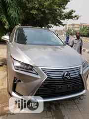 Lexus RX 2017 350 F Sport AWD Gray | Cars for sale in Lagos State, Surulere