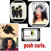 Posh Curls Wig | Hair Beauty for sale in Lagos State, Lekki Phase 1