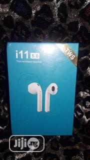 True Wireless Headset 5.0 -i11 (Airpods Copy) | Headphones for sale in Lagos State, Ikotun/Igando