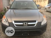 Honda CR-V 2003 Brown | Cars for sale in Lagos State, Agege