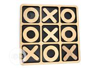 USA Createch-classic Tic-tac-toe Board Game XOXO Tictactoe Classic | Books & Games for sale in Lagos State, Alimosho